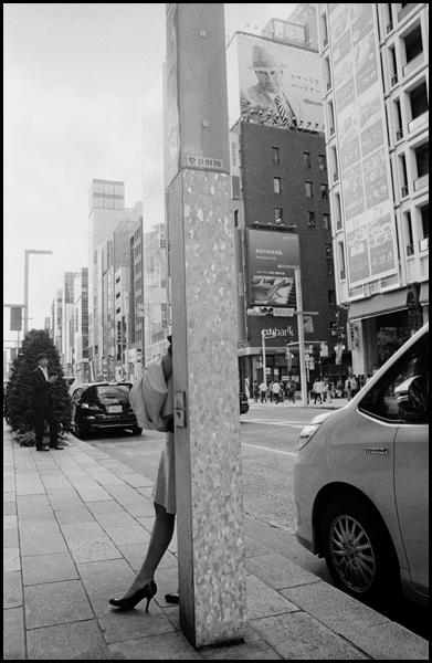 Attente à Ueno