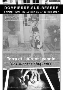 affiche silences Dompierre
